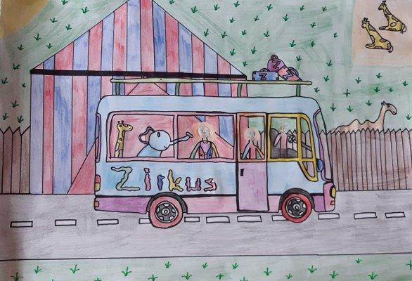 Lisa-Marie-Bus