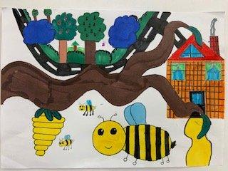 Bienen-im-Schulwald-6