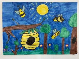 Bienen-im-Schulwald-7